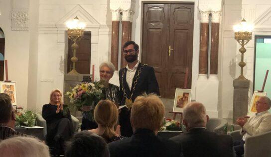 Mesto odovzdalo ocenenia za celoživotný prínos aj čestné občianstvo Nitry
