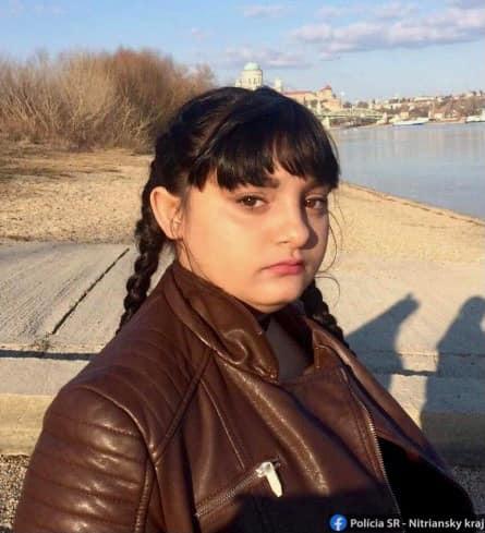 Polícia vyhlásila pátranie po 13-ročnej Georgíne Lakatošovej