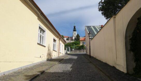 S aplikáciou Mesto v meste sa vrátite do starej Nitry