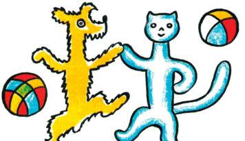 III. online expozícia Nitrianskej galérie o Psíčkovi a mačičke