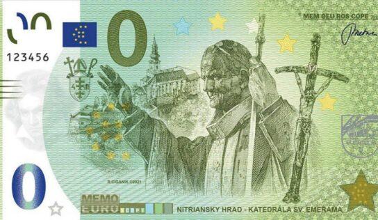 Katedrála sv. Emeráma na Memo eurobankovke