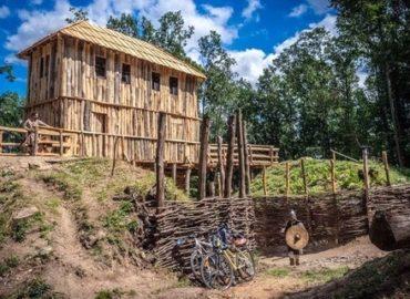 Tip na výlet: Slovanské hradisko Valy