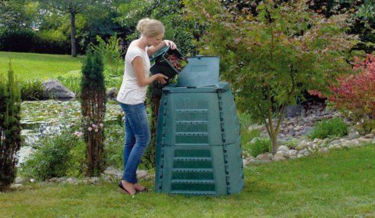 Mesto opäť ponúka kompostéry obyvateľom rodinných domov