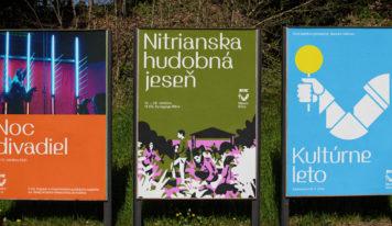 Mesto Nitra bude mať novú vizuálnu identitu s vlastným písmom